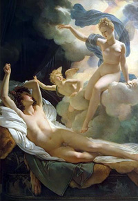 Morpheus and Iris, by Pierre-Narcisse Guerin