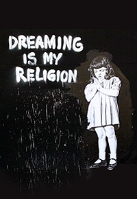 Dreaming..., by Banksy